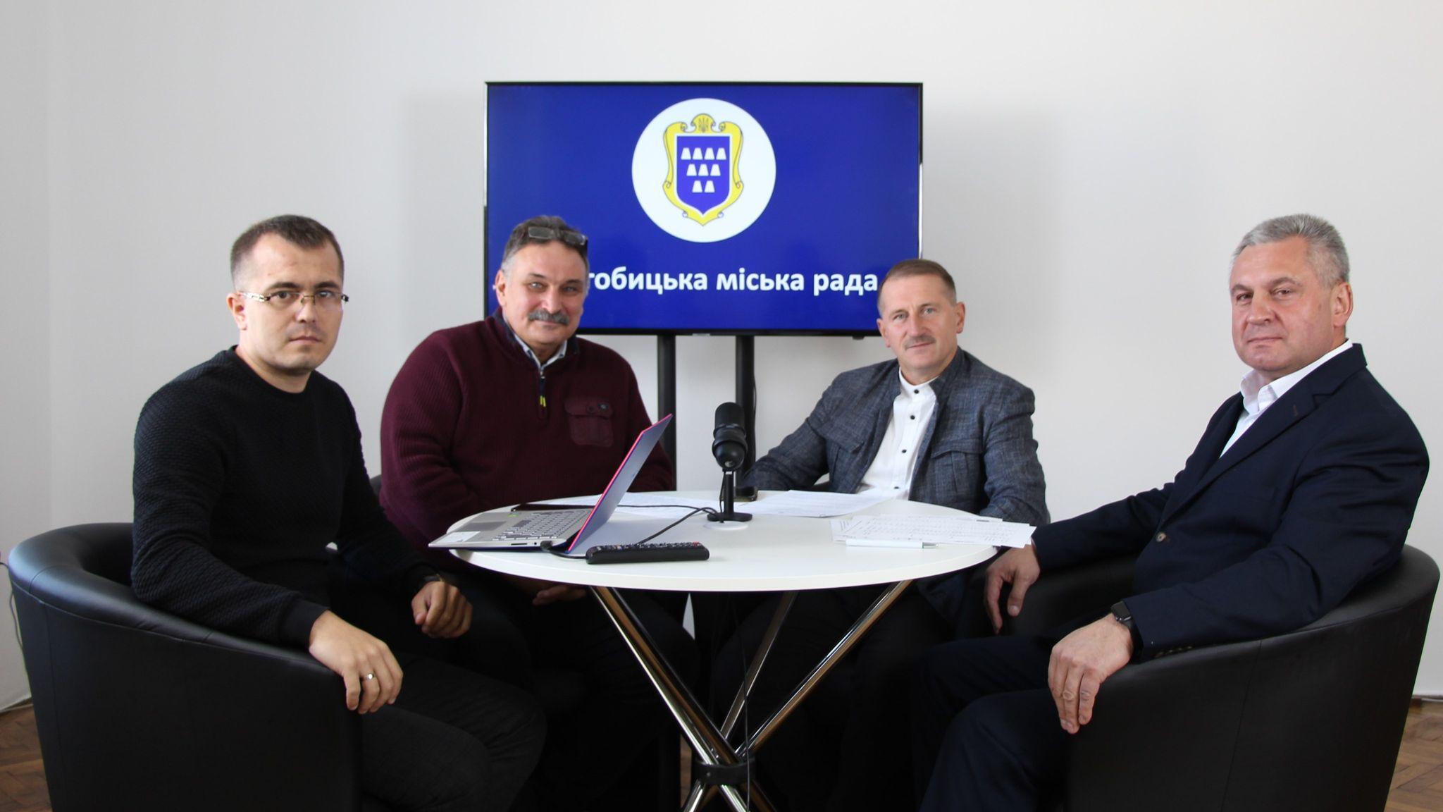 Інформаційна година з міським головою   Медіа-центр «Дрогобич:»